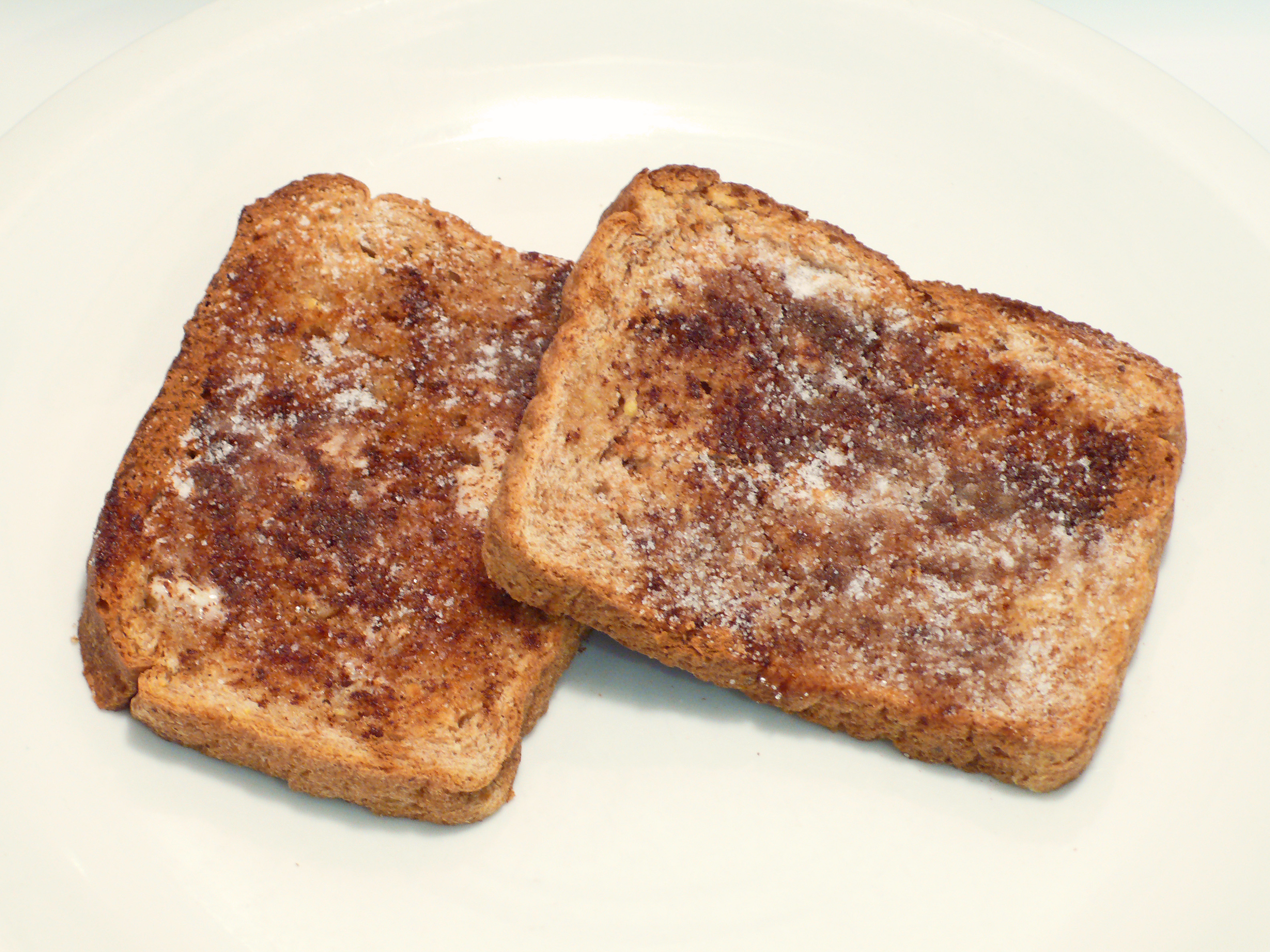 Cinnamon Toast | Gotta Eat, Can't Cook