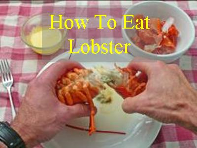 How to Eat Lobster | Gotta Eat, Can't Cook