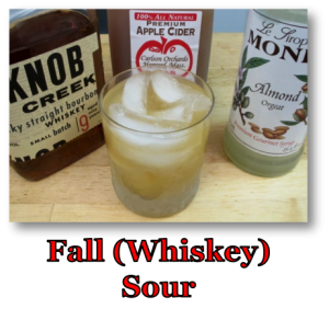 Fall (Whiskey) Sour