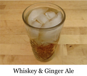 Whiskey & Ginger Ale