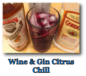 Wine & Gin Citrus Chill