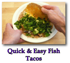 Quick & Easy Fish Tacos