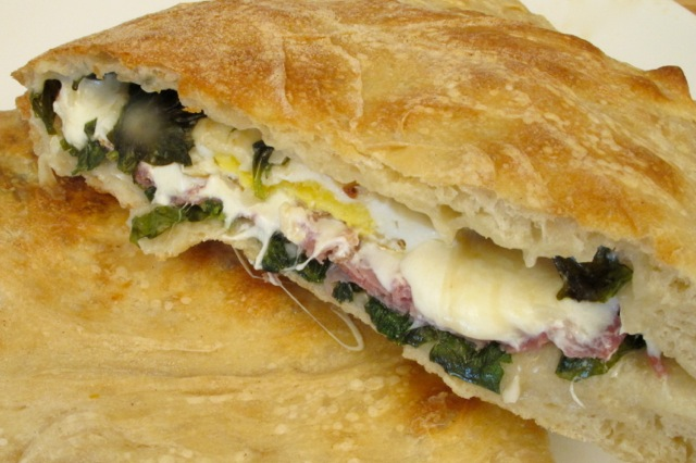 Corsican Calzone