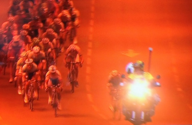 Night finish to 100th Tour de France