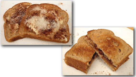 Kid-Friendly Power Cinnamon Toast