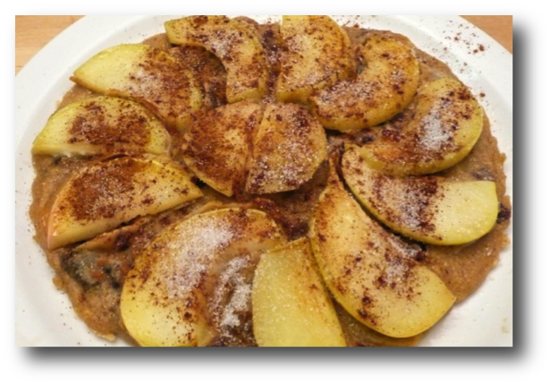Fresh Apple Pancake