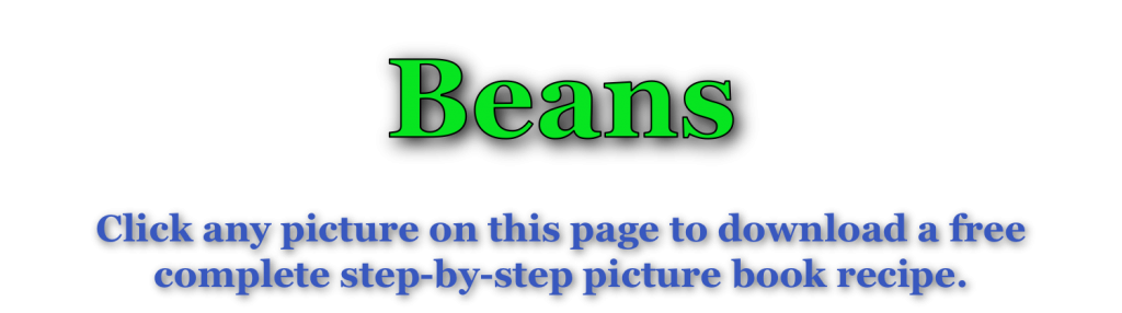 Beans Page