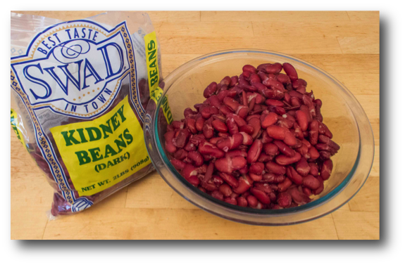How to Cook Dried Kidney Beans