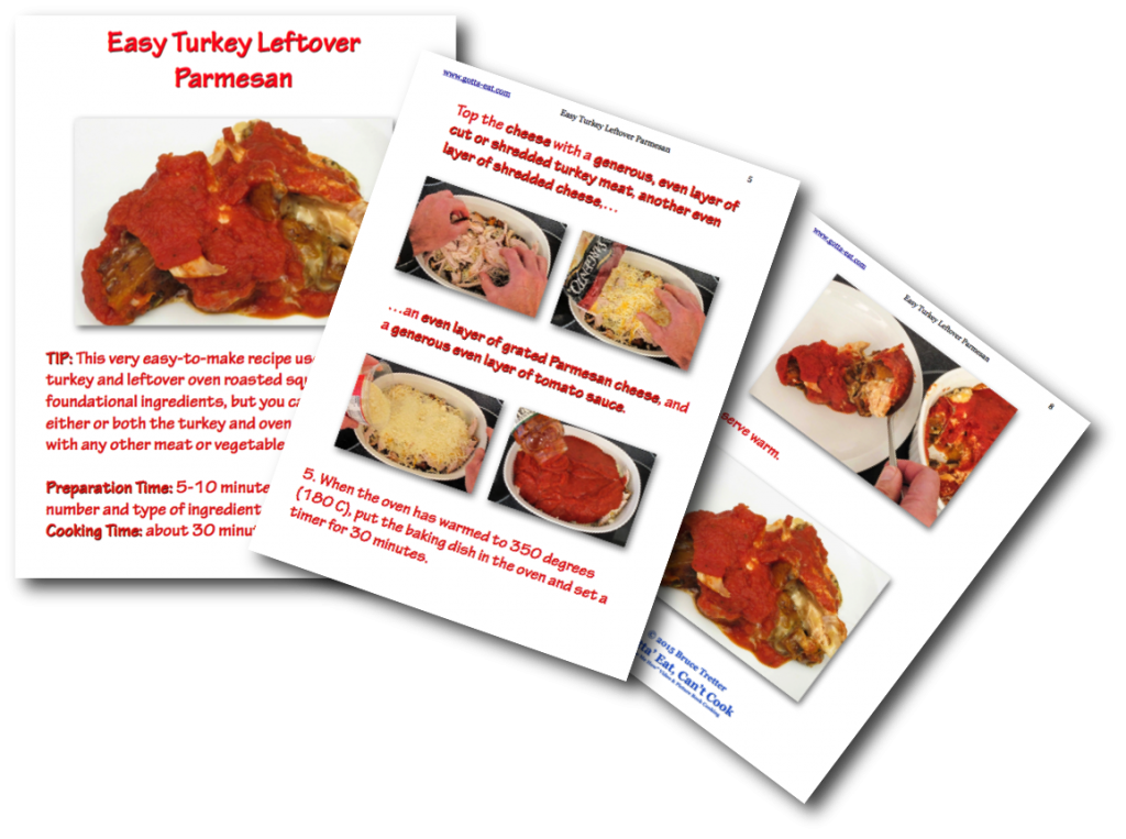 Easy turkey leftover parmesan all in pictures gotta eat cant cook turkey leftover parmesan picture book recipe forumfinder Images